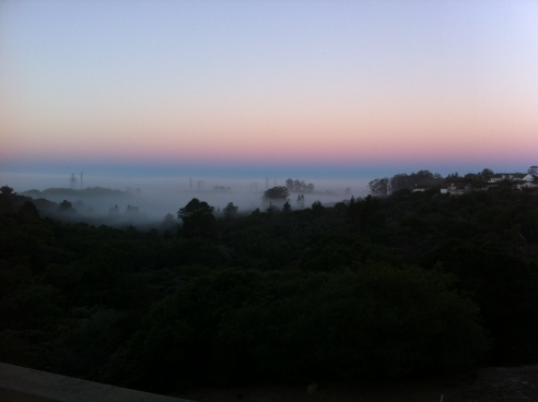 Berta Ridge Dawn